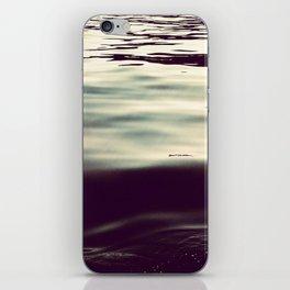 winter waters iPhone Skin