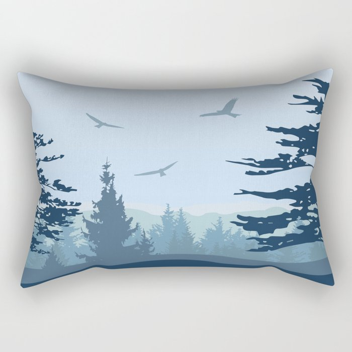 My Nature Collection No. 14 Rectangular Pillow