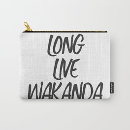 Long Live Wakanda Carry-All Pouch
