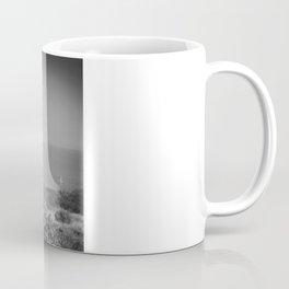 Lone Sailboat Coffee Mug