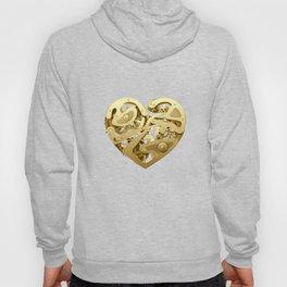 Clockwork Heart Hoody