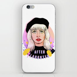 After Laughter iPhone Skin