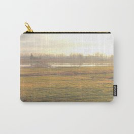 friendship.fall.golden hour Carry-All Pouch