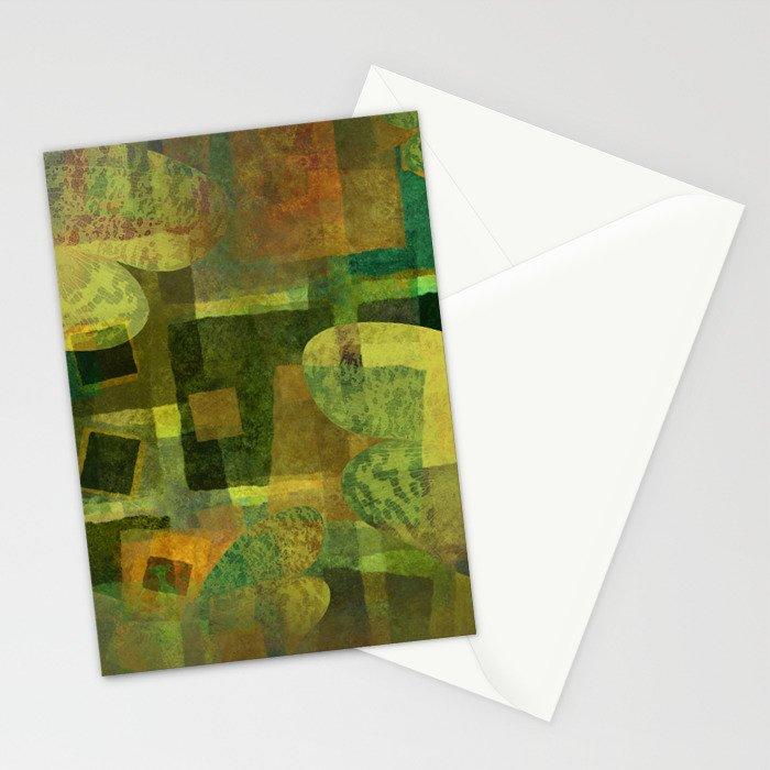 Dorado Verdiso and Butterfly Stationery Cards