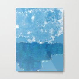 Landscape#1 Metal Print