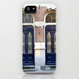 Two doors iPhone Case