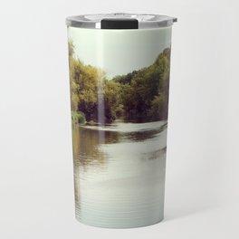 Vintage riverside Travel Mug
