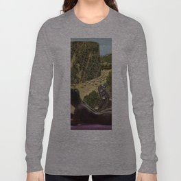 just chillin' Long Sleeve T-shirt