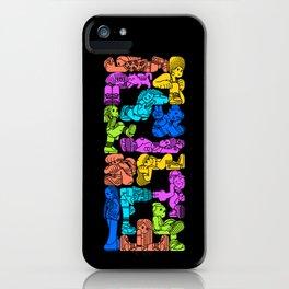 Hard Drop iPhone Case