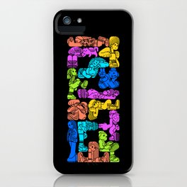 Hard Drop iPhone Case