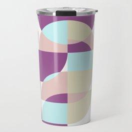 Geometric#10 Travel Mug