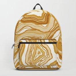 Golden Agate Backpack