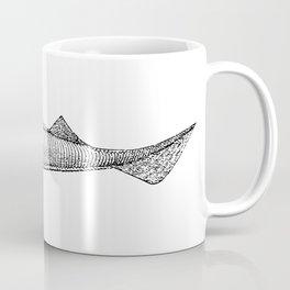 Hello, Strange Fish Friend Coffee Mug