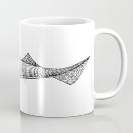 Hello, Strange Fish Friend Coffee Mug
