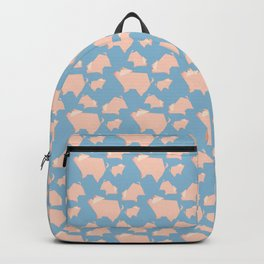 Paper Pigs (Patterns Please Series #3) Backpack