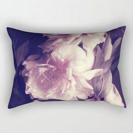 Pink peonies 5 Rectangular Pillow