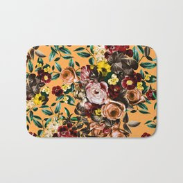 floral ambiance Bath Mat