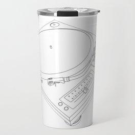 Technics Turn Table Travel Mug