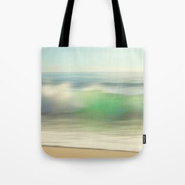 Slowly Rolling Tote Bag