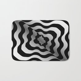 one with the void Bath Mat