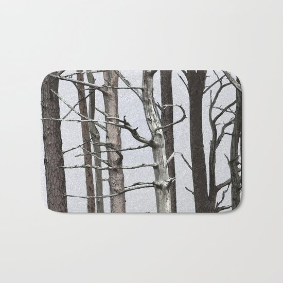 Tree life Part III Bath Mat