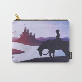 Prince Todoroki Landscape Carry-All Pouch
