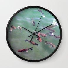 Fish! Wall Clock