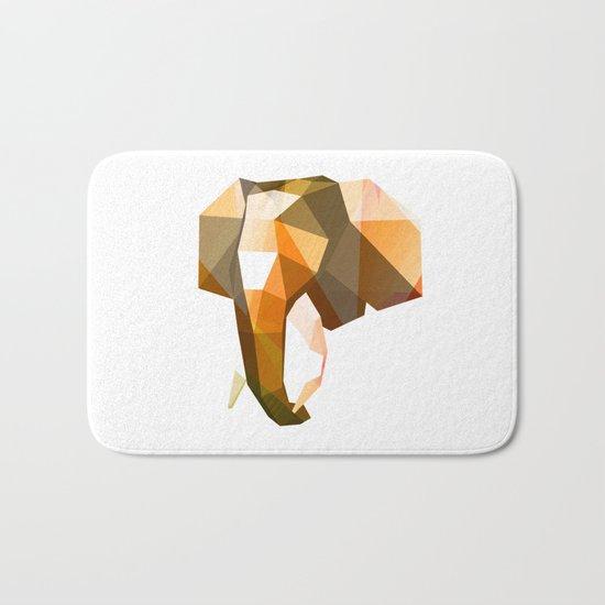 Elephant. Bath Mat