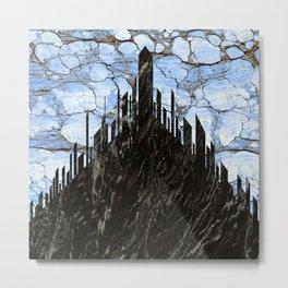 marble city Metal Print