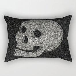 Carpe Noctem Rectangular Pillow