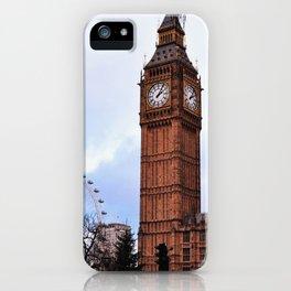 Big Ben by Giada Ciotola iPhone Case