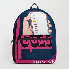 The Random Inbox Backpack
