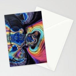 Labradorite Melt Stationery Cards