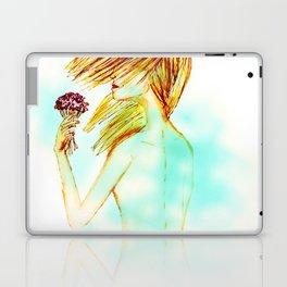 Feeling the wind Laptop & iPad Skin