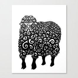 Mutton Canvas Print