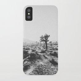 JOSHUA TREE X iPhone Case