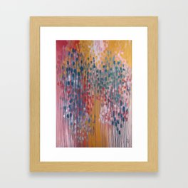 composicion Framed Art Print