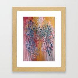 composicion Framed Art Print