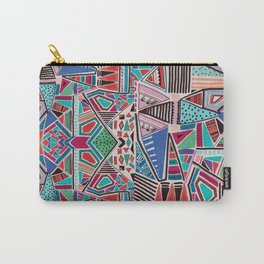 JAMBOREE M O T I F Carry-All Pouch