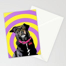 Hypno Doggie Stationery Cards