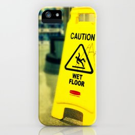 Funny. iPhone Case