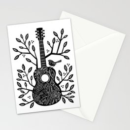 Sing Like a Sparrow Stationery Cards