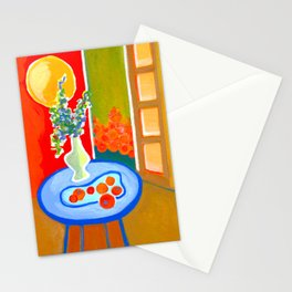 oranges in the afternoon ... Stationery Cards