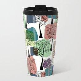 Tree & tree. Travel Mug