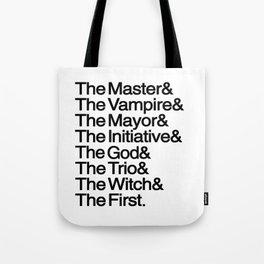 The Big Bads Tote Bag