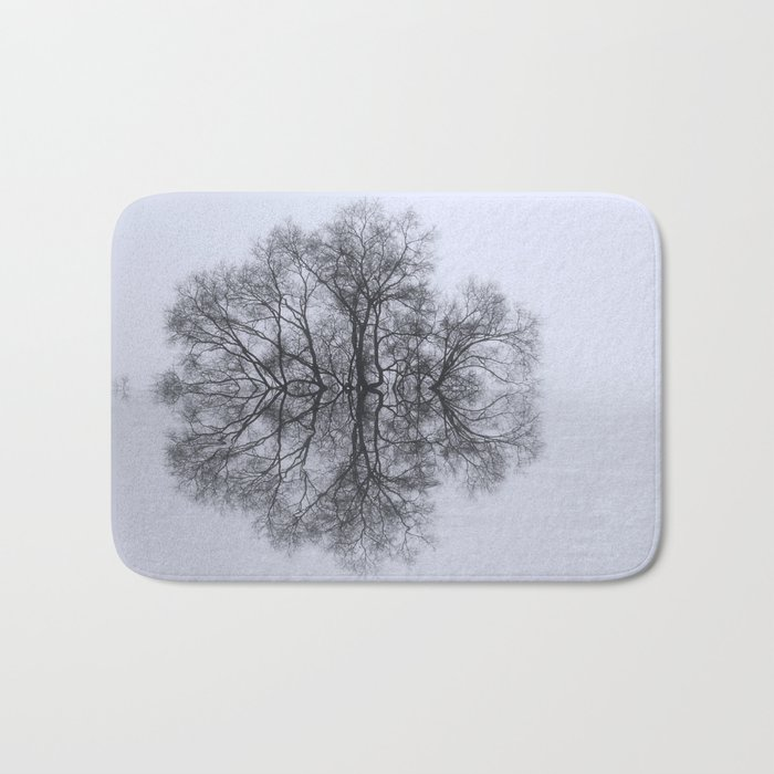 Trees of Reflection Bath Mat