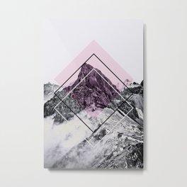 Geometric Composition 1 Metal Print