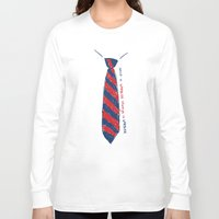 glee Long Sleeve T-shirts featuring Once a Warbler Always a Warbler by Ines92