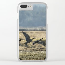 The Takeoff, No. 2 Clear iPhone Case