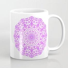 Mandala 12 / 4 eden spirit pink Coffee Mug